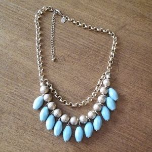 Tri layered necklace